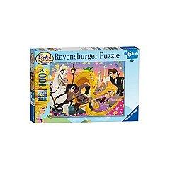 Puzzle Ravensburger - Rapunzel, 100 piese