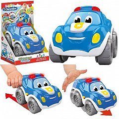 Masina politie Pull&Go,Clementoni