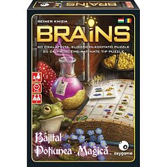 Brains: Po?iunea Magic?