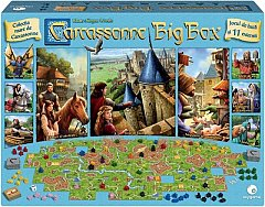 Carcassonne Big Box 6 (2017)