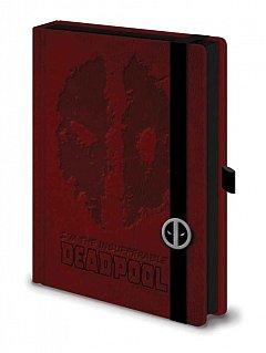 Caiet A5 Spiralat Deadpool