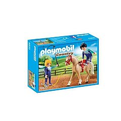 Playmobil-Lectie calarie