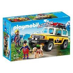 Playmobil-Salvatori montani cu camion