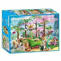 Playmobil-Padurea magica cu zane