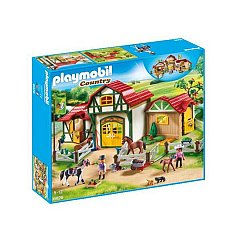 Playmobil-Ferma calutilor