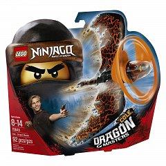 Lego-Ninjago,Maestru Dragon,Cole