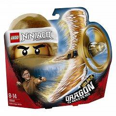 Lego-Ninjago,Maestru Dragon,Golden