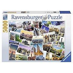 Puzzle Ravensburger - New York City , 5000 piese