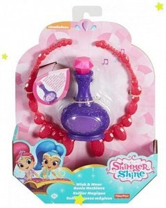 Colierul dorintelor Shimmer and shine,Fisher Price