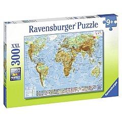 Puzzle Ravensburger - Harta politica, 300 piese