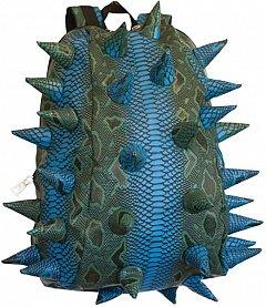 Rucsac 21x28cm,MadPax,Spiketus Rex,Blue Mamba