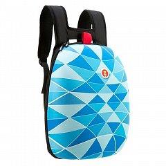 Rucsac 30x15x42cm,ZipIt,Shell,albastru