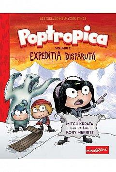 POPTROPICA. VOL 2. EXPEDITIA DISPARUTA