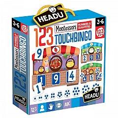 Joc educativ Headu - Joc 123 bingo