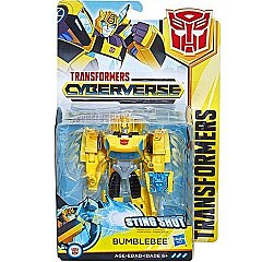 Transformers-Figurina Cyberverse Action Attackers Warrior