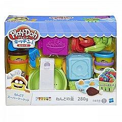 PlayDoh-Bunatati de la supermarket