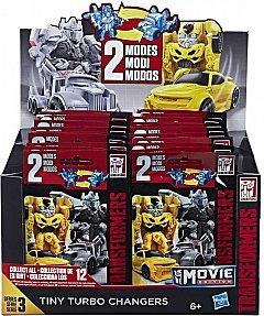 Transformers Bumblebee-Figurina,Turbo Changers,MV6 Tiny,punga,div.modele