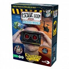 Escpae Room,Virtual Reality