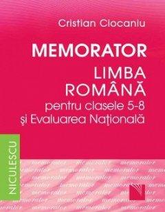 MEMORATOR LIMBA ROMANA PT CLASELE 5-8