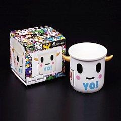 Mini-ghiveci ceramic Tokidoki YO!