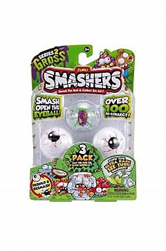 Smashers,figurina colectionabila,S2,3buc/set