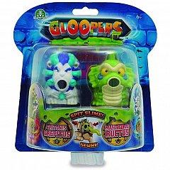 Gloopers,Figurina cu slime,2buc/set