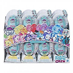 MLP-Cutie Mark Crew cu confeti,colectionabile,div.modele