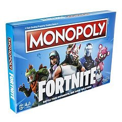 Joc Monopoly Fortnite,+13Y