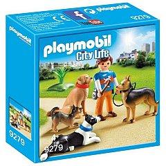 Playmobil-Dresor de caini