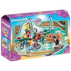 Playmobil-Magazin de biciclete si skatebord