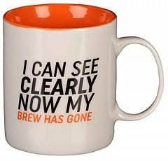 Cana,I Can See Clearly Now My Brew Has Gone