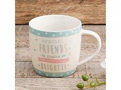 Cana ceramica,Special Friends