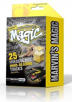 Joc de magie,trucuri de citirea gandurilor