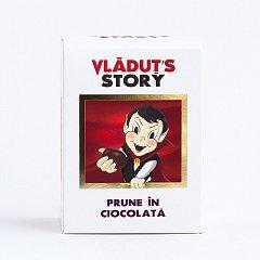 Bomboane Vladut's Story,prune in ciocolata,180g