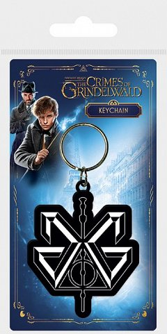 Breloc silicon Fantastic Beasts The Crimes of Grindelwald (Grindelwald)