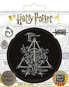 Set abtibilduri Vinyl - Harry Potter (Symbols)