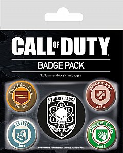 Set 5 insigne Call of Duty (Soda)
