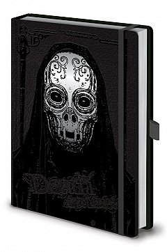 Caiet A5 Premium Harry Potter (Death Eater)