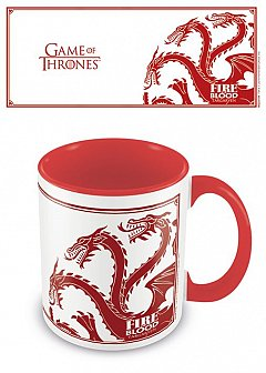 Cana Game of Thrones (Targaryen) Red
