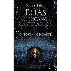 ELIAS SI SPIOANA CARTURARILOR 2. O TORTA IN NOAPTE PB