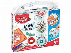 Set creativ Maped,Mini box,spirale