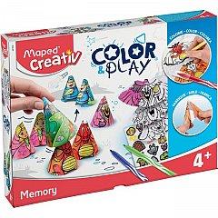 Set creativ Maped,Color&Play,Memorie