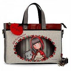 Geanta laptop 39cm,Gorjuss,Little Red