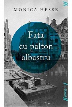 FATA CU PALTON ALBASTRU. PAPERBACK