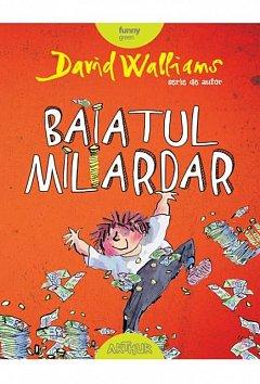 BAIATUL MILIARDAR, DAVID WALLIAMS 2019