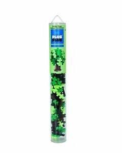 Plus-Plus,Tonuri de culoare verde,100pcs/tub