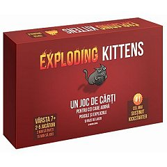Joc Exploding kittens,+7Y
