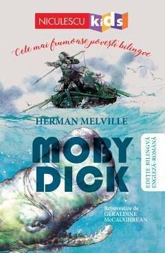 MOBY DICK (EDITIE BILINGVA ENGLEZA-ROMANA)