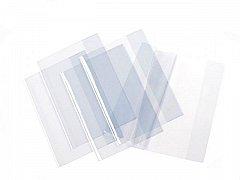 Coperta carte 2,43.5 x 28.3cm,PP,110microni,transparenta