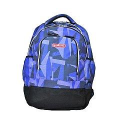 Rucsac Java,43,5x33x19,5cm,laptop,Blue Art